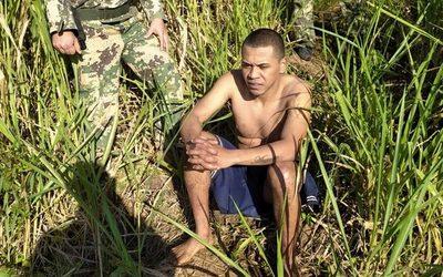 Brasileño detenido cuando  intentaba cruzar a nado  el caudaloso Paraná – Diario TNPRESS
