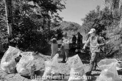 Secretaría Nacional de Emergencia Nacional distribuyó más de quinientos mil kilos de alimentos destinados a ollas populares