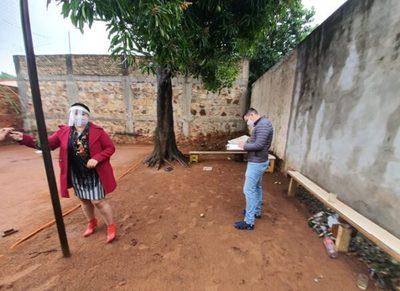 Fiscala vuelve a ingresar a la casa de Sebastián Ferreira