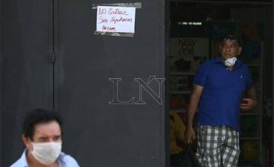 """HOY / Preocupación en Capiatá: """"La gente no está respetando y usa tapabocas para la foto"""""""