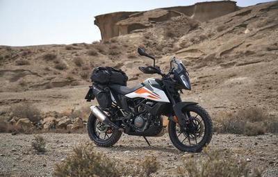 AMS S.A presentará a la KTM 390 Adventure hoy