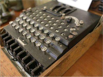 Se subasta una máquina Enigma nazi para cifrar mensajes