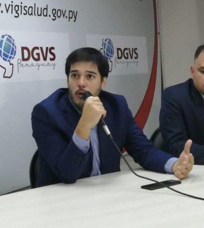 """Guillermo Sequera: """"La gente no usa tapabocas, ya comparte el tereré… nos relajamos todito"""""""