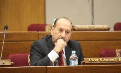 Salomón es elegido como nuevo titular del Congreso
