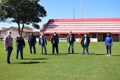 APF inicia los testeos de Covid-19 a futbolistas de Primera