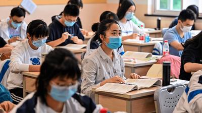 China: 39 personas fueron apuñaladas en una escuela