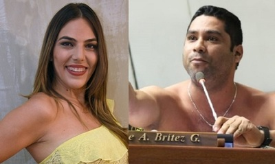 "Nati Sosa Jovellanos piropea al ""diputado stripper"""