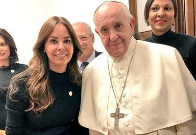 Silvana Abdo participará de ciberencuentro con el papa Francisco