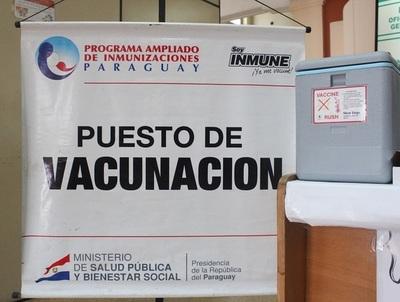 Llegan 11.000 dosis más de vacunas contra la influenza