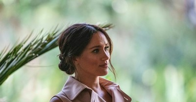 Víctima de racismo, Meghan Markle rinde tributo a George Floyd