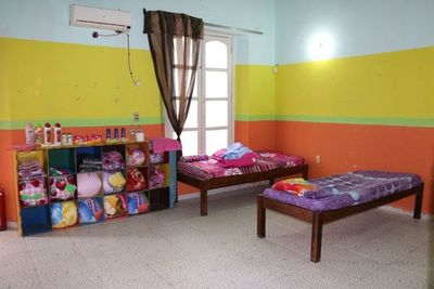 Ministerio habilitó albergue para niños en situación de calle