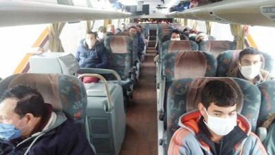Unos 60 paraguayos retornan en bus desde Argentina – Prensa 5