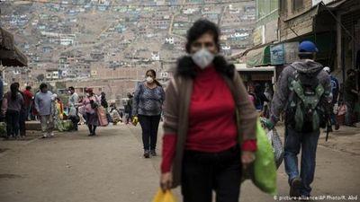 Perú sobrepasa las 5.000 muertes por coronavirus