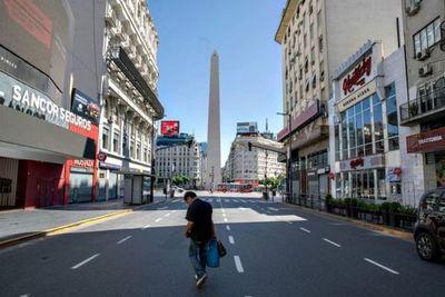 Argentina amplía 21 días la cuarentena en zonas de riesgo