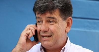 Efraín Alegre se expone a una pena privativa de libertad de al menos 5 años