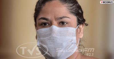 Personal de Salud usó 800 mascarillas vencidas donadas por Patricia Samudio