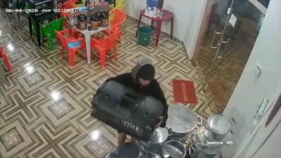 Roban local comercial en Concepción