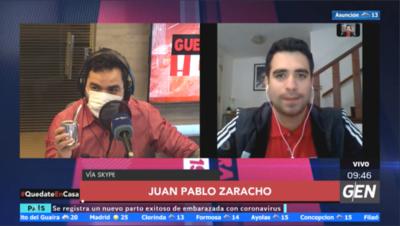 HOY / Juan Pablo Zaracho, periodista de Versus, sobre el documental acerca del Transchaco Rally
