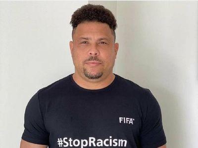 Ronaldo muestra su rechazo al racismo en sus redes sociales