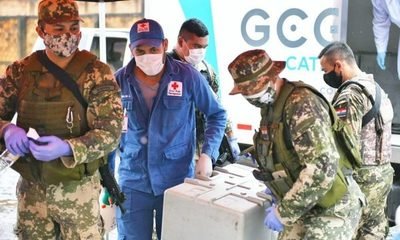 Itaipú destinó más de Gs. 2.364 millones para asistir a compatriotas en albergues de Alto Paraná