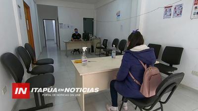MTESS REHABILITA EL SERVICIO PÚBLICO DE EMPLEO EN ENCARNACIÓN