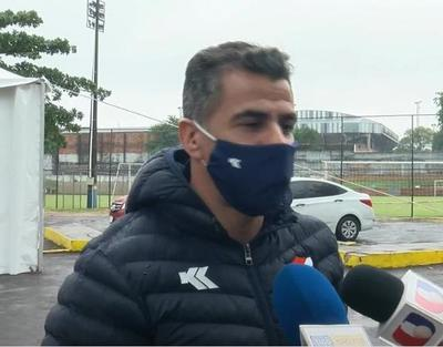 """Carlos Bonet: """"Todo este tiempo estuvimos entrenando"""""""