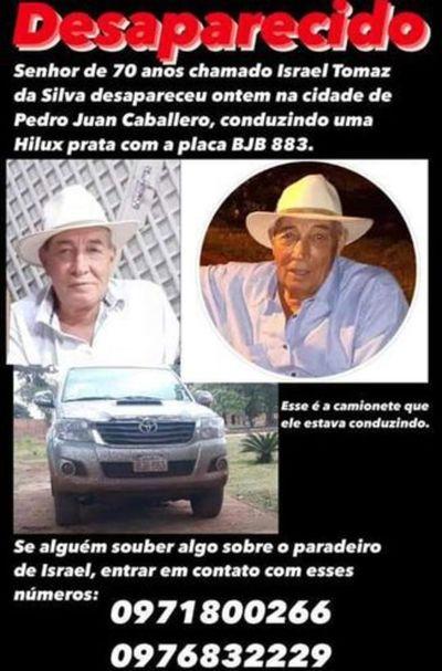 Hallan sin vida al ganadero desaparecido en Pedro Juan Caballero