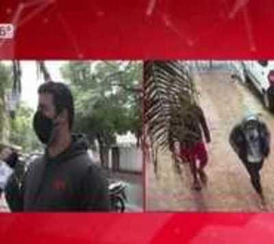 Delincuencia no para: Le roban la moto a plena luz del día