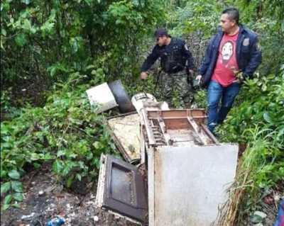 Encuentran cuerpo del ganadero desaparecido en Concepción
