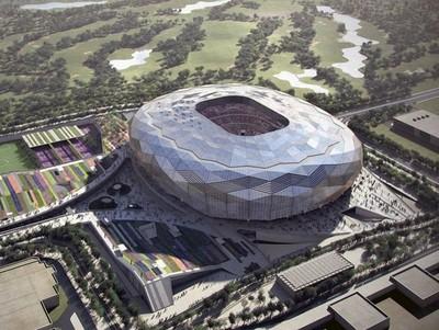 Catar anuncia la conclusión de otro estadio mundialista