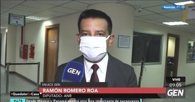 Romero Roa accionó contra su destitución del JEM