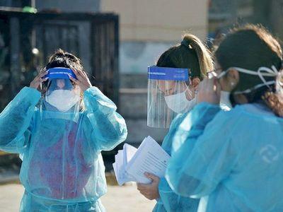 Argentina suma 840 contagios nuevos de coronavirus y llega a 632 fallecidos