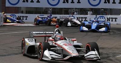 IndyCar arranca en Texas