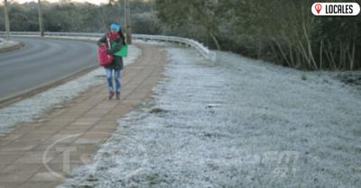 Instan a extremar cuidados ante el frío para evitar cuadros respiratorios