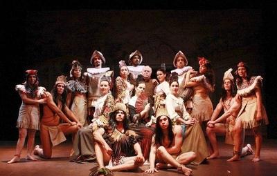 """HOY / La obra teatral """"El Paraíso de Mahoma"""", este sábado en Nde Rógape"""