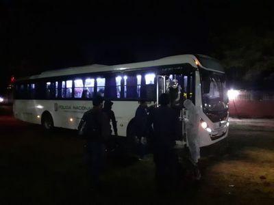COVID-19: Nuevos residentes llegan al albergue de Caacupé