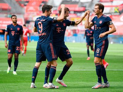 Bayern avanza hacia su octavo título consecutivo