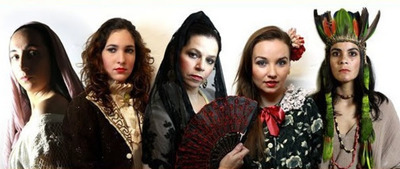 Esta noche se presenta la obra de teatro 'Paraíso de Mahoma – Mujeres en la conquista '