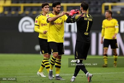 Borussia Dortmund refuerza su segundo puesto