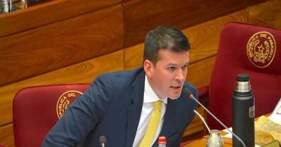 """Godoy critica gestión del gobierno de Abdo: """"La única respuesta que escuchamos es endeudarnos otra vez"""""""