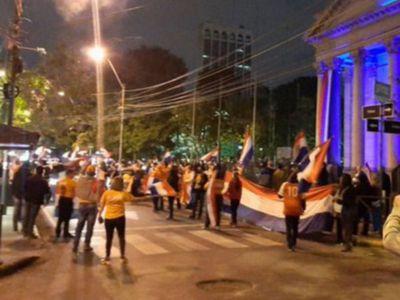 Advierten que imputaciones no detendrán las protestas