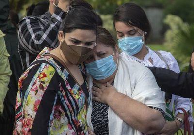 El mundo roza los 400.000 muertos por el coronavirus