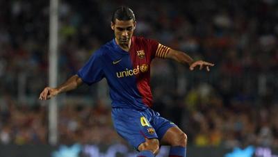 """Rafa Márquez: """"Llegué en una época en que al Barcelona lo tachaban de perdedor"""""""