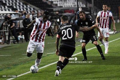Olympiakos se acerca al título en liga griega