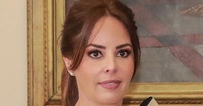 Silvana Abdo se reúne con el Papa