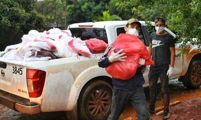 Itaipú ya entregó más de 1.000.000 de kilos de alimentos para ollas populares en Alto Paraná – Diario TNPRESS