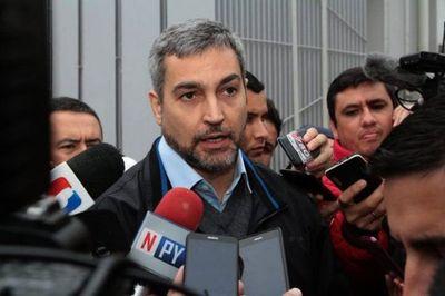 Tras protestas, Mario Abdo pide disculpas y comprensión a comerciantes de fronteras