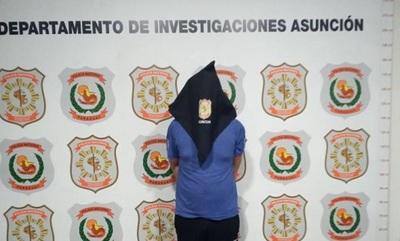 Conocido conductor de Tv fue detenido en la vía pública