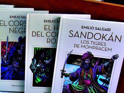 Las aventuras de Sandokán y sus piratas acompañan a lectores ÚH