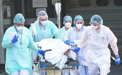 """BNF de Concepción echó a enfermeros por """"miedo"""""""